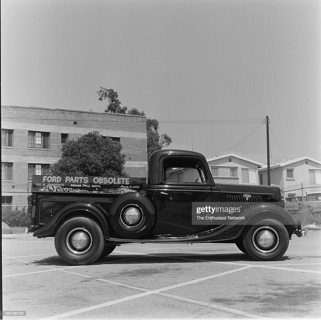 ford parts obsolete  pickup truck  service vehicle  joe pictures getty images