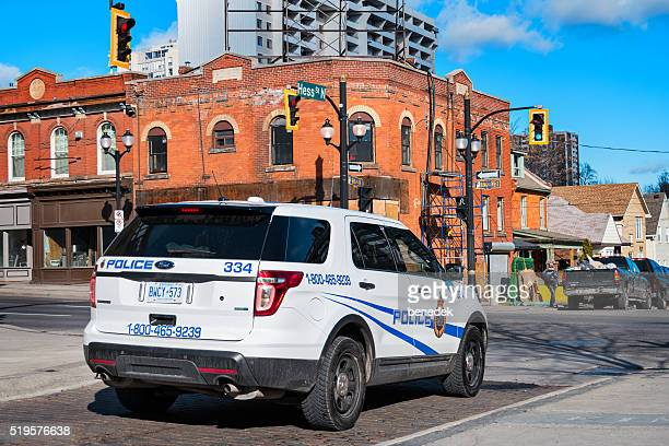 Ford Police Interceptor SUV in Hamilton Canada
