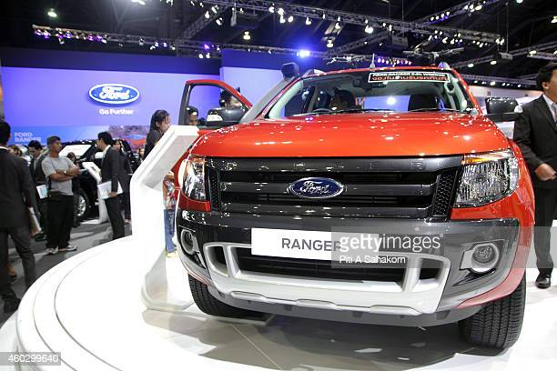 Ford ranger stock photos and pictures getty images for Kia motors mission statement