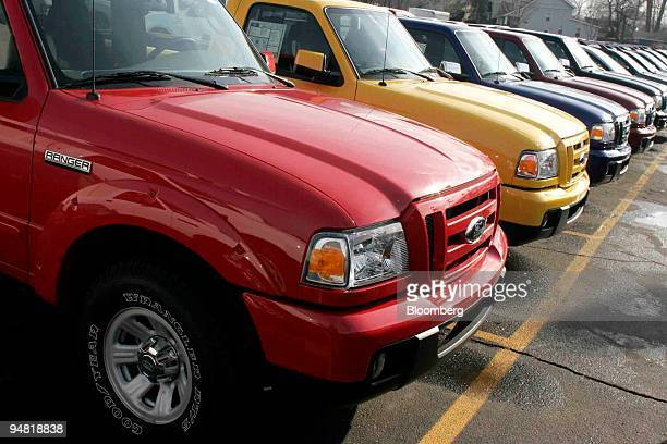 Ford ranger stock photos and pictures getty images for Ford motor company dealerships