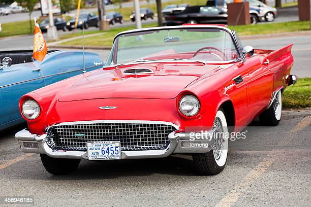 ford thunderbird stock photos and pictures getty images. Black Bedroom Furniture Sets. Home Design Ideas