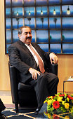 Foreign Affairs Minister of Iraq Hoshyar Zebari attends a meeting at the EU Commission headquarter in Brussels on May 11 2012 AFP Photo/Thierry...