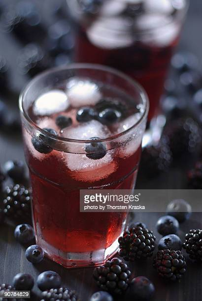 Forest Berry Ice Tea