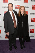 Forest City Ratner founder Bruce Ratner and wife Pamela Lipkin attend the Bloomberg Businessweek 85th Anniversary Celebration at the American Museum...