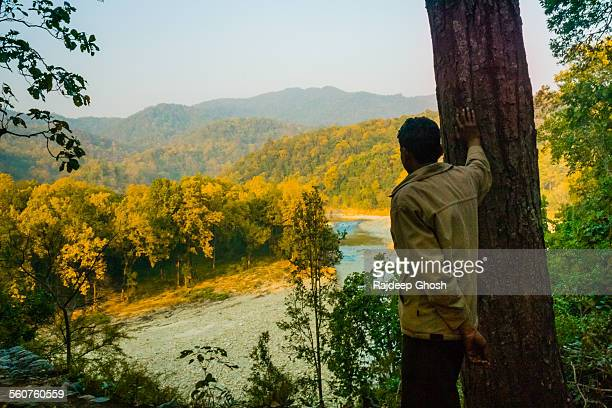 Forest guide and jim corbett national park