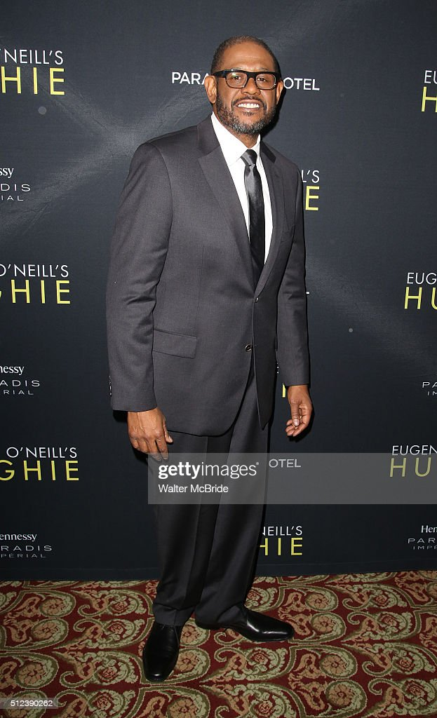 """Hughie"" Broadway Opening Night"
