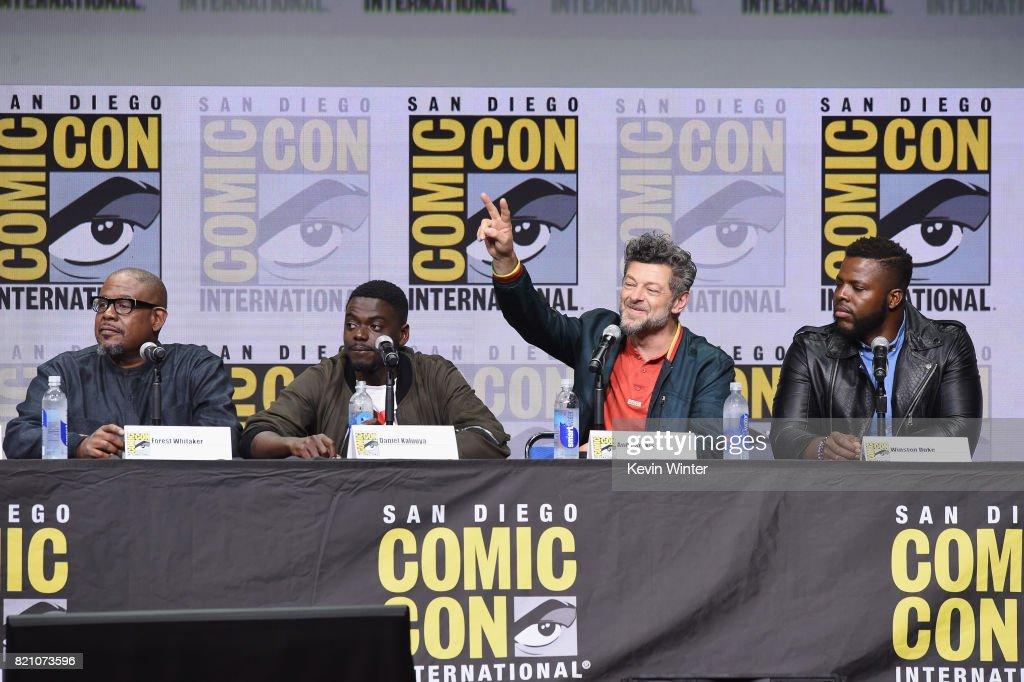 Comic-Con International 2017 - Marvel Studios Presentation