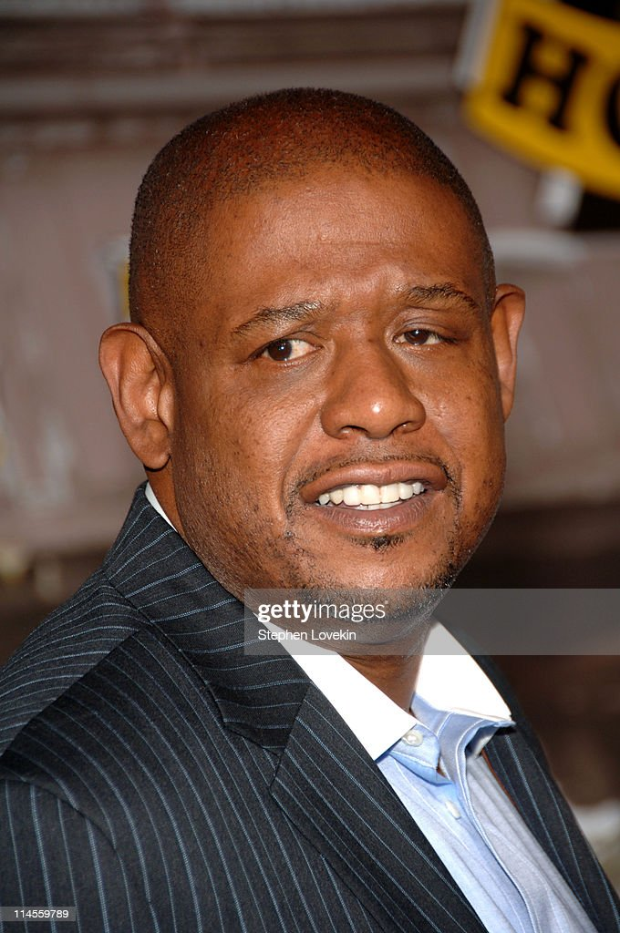 Forest Whitaker during 2006 VH1 Hip Hop Honors - Arrivals at Hammerstein Ballroom in New York City, New York, United States.