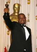 Forest Whitaker winner Best Actor in a Leading Role for The Last King of Scotland