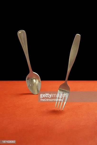 Forchetta e cucchiaio