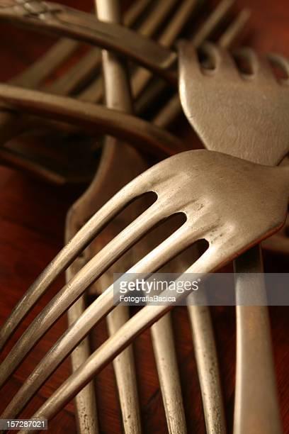 Forks still life