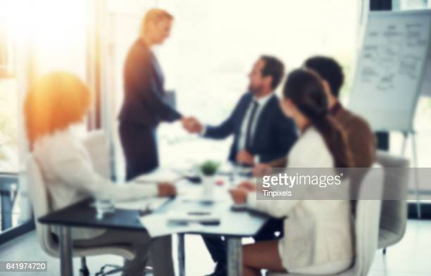Form partnerships to help strengthen your business