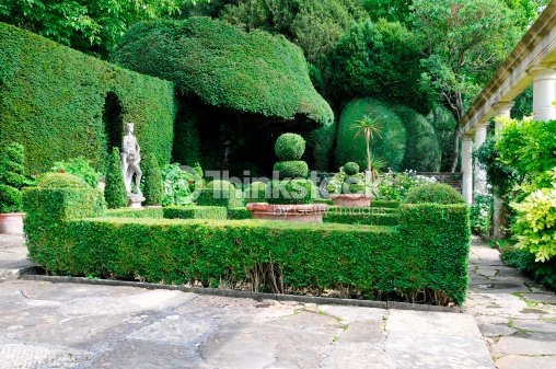 Jardin Classique Photo Thinkstock