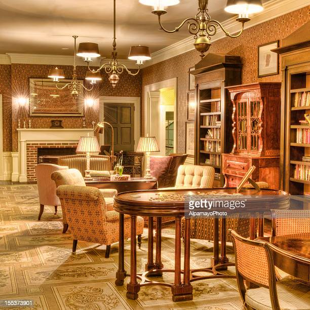 Formal Living room, antique luxury style - II