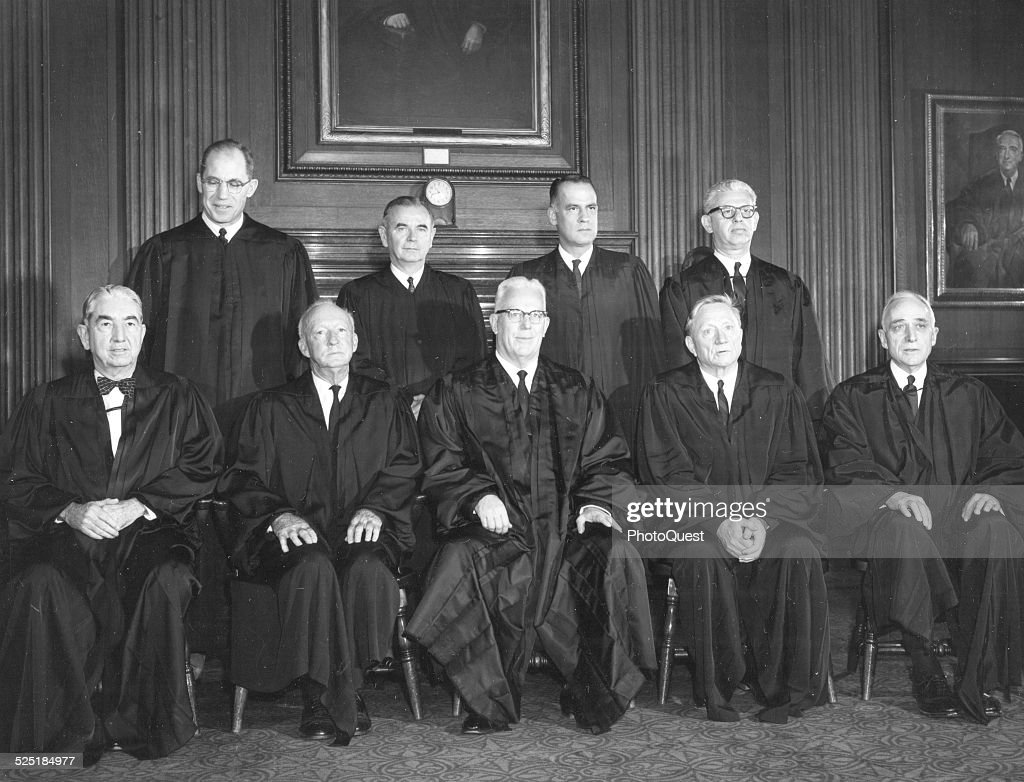 Image result for the warren court getty images