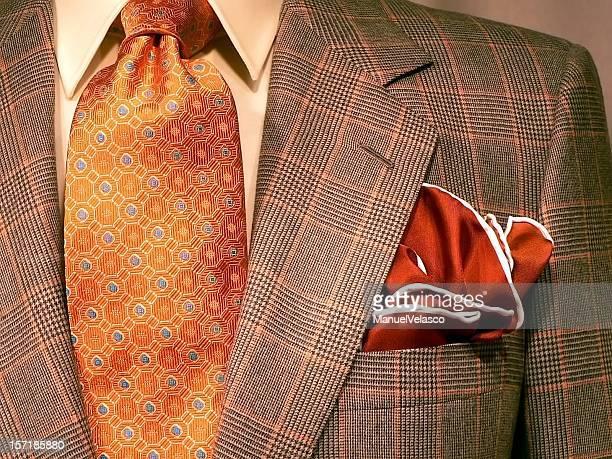 Formalwear: warm elegance