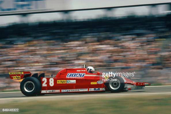 formel 1 grand prix deutschland 1981 hockenheimring didier pironi ferrari 126ck. Black Bedroom Furniture Sets. Home Design Ideas