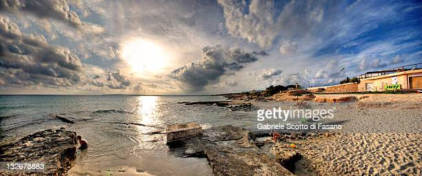 Formentera coast