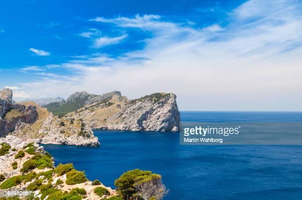 Formentor cliffs