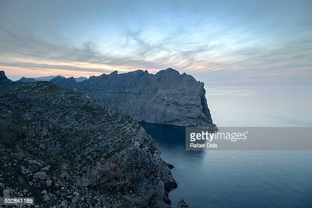 Formentor seascape, Pollenca, Mallorca, Spain