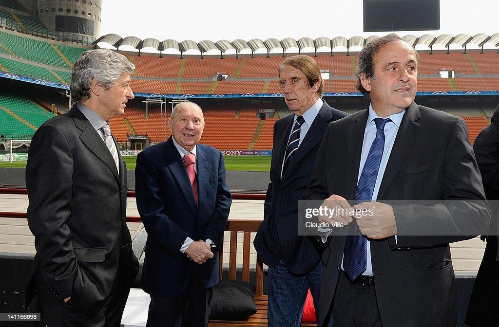 Gianni Ravera E Claudio Villa
