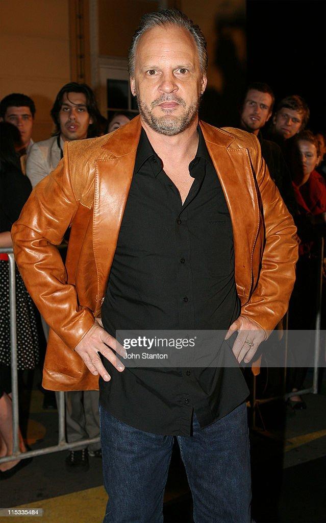 The Jack Awards 2007 - Black Carpet