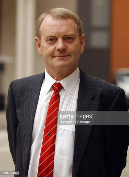 Former acting deputy headteacher Thomas Hosty attends a meeting of the General Teaching Council's professional conduct committee at Brindley Place...