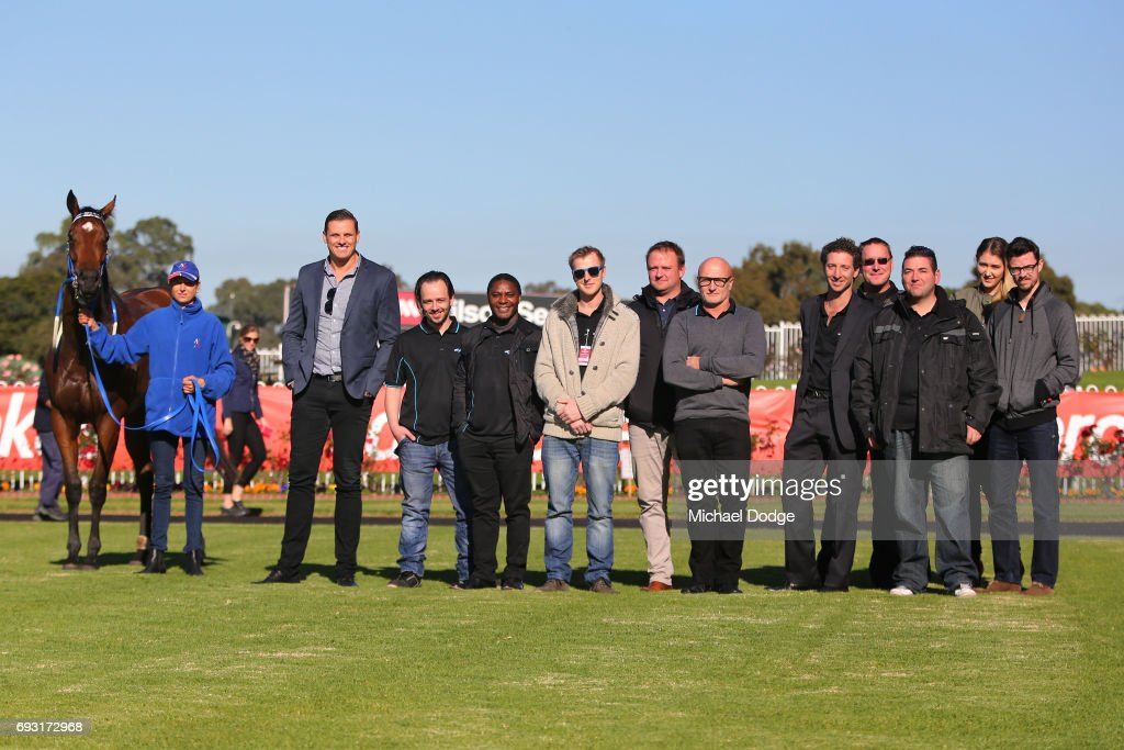 Melbourne Racing Club Race Meeting