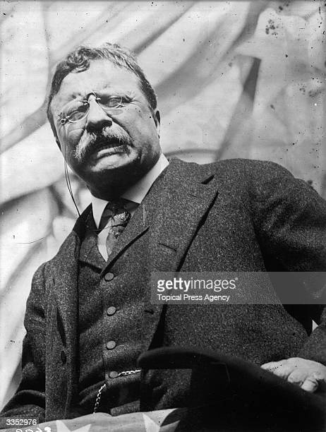 Former American president Theodore Roosevelt who succeeded William McKinley after his assassination was a popular leader and the first American to...