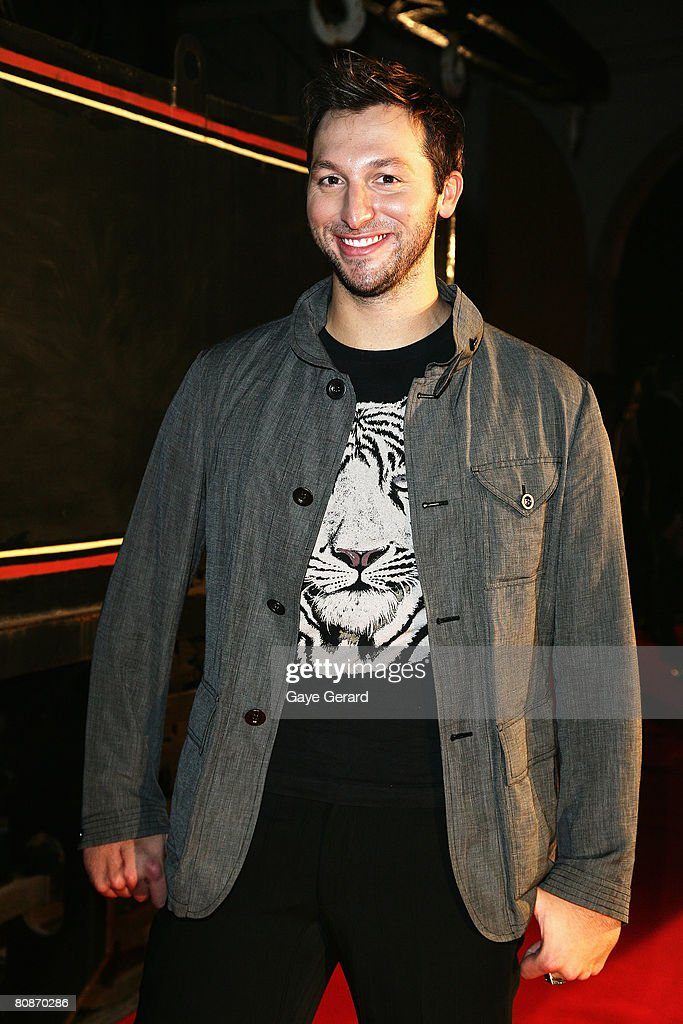 Former Australian swimmer <a gi-track='captionPersonalityLinkClicked' href=/galleries/search?phrase=Ian+Thorpe&family=editorial&specificpeople=162699 ng-click='$event.stopPropagation()'>Ian Thorpe</a> leaves the departure lounge for the red carpet at the MTV Australia Awards 2008 at the Australian Technology Park, Redfern on April 26, 2008 in Sydney, Australia. This year's event, the first in partnership with the Australian Recording Industry Association (ARIA), will feature 8 musical performances and eleven awards presented across music, film, television and sport.