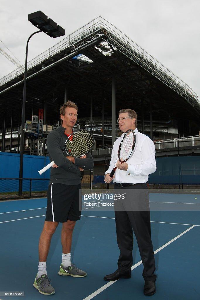 2014 Australian Open Launch