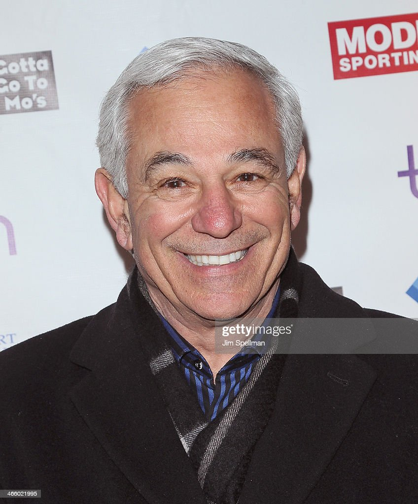 Former Baseball Player and Manager <a gi-track='captionPersonalityLinkClicked' href=/galleries/search?phrase=Bobby+Valentine&family=editorial&specificpeople=214135 ng-click='$event.stopPropagation()'>Bobby Valentine</a> attends Modell's Super Bowl Kickoff Party & Touch By Alyssa Milano Fashion Show at Slate on January 30, 2014 in New York City.