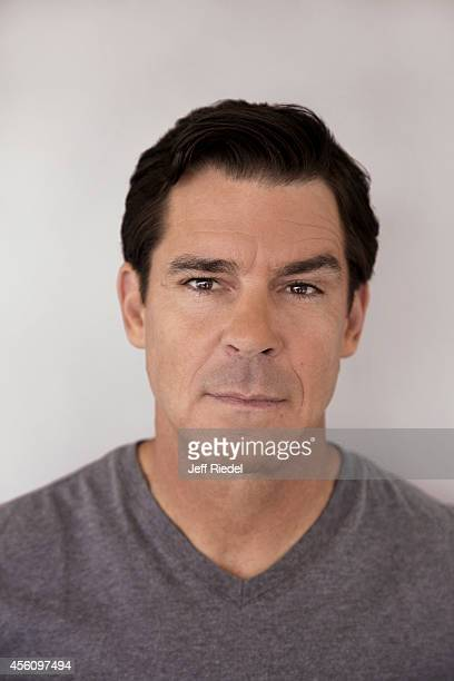 Former baseball player Billy Bean is photographed for People Magazine on April 22 2014 in Los Angeles California
