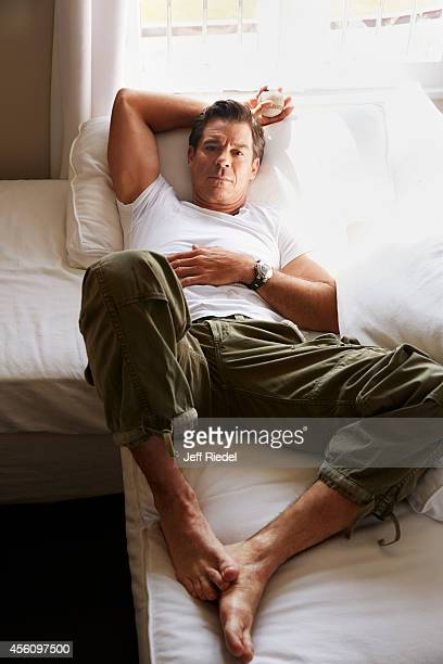 Former baseball player Billy Bean is photographed for People Magazine on April 22 2014 in Los Angeles California PUBLISHED IMAGE