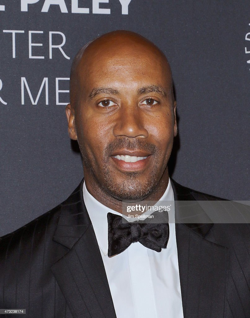 Former basketball player <a gi-track='captionPersonalityLinkClicked' href=/galleries/search?phrase=Bruce+Bowen&family=editorial&specificpeople=201662 ng-click='$event.stopPropagation()'>Bruce Bowen</a> attends the The Paley Center For Media hosts a tribute to African-American achievements in television at Cipriani Wall Street on May 13, 2015 in New York City.