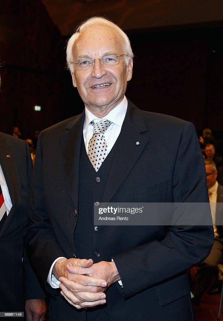 Reception To Celebrate Helmut Kohl's 80th Birthday