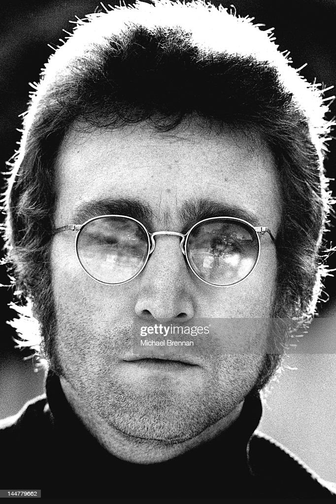 Former Beatle <a gi-track='captionPersonalityLinkClicked' href=/galleries/search?phrase=John+Lennon&family=editorial&specificpeople=91242 ng-click='$event.stopPropagation()'>John Lennon</a> (1940 - 1980) in Beverly Hills, California, 1979.