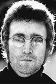 Former Beatle John Lennon in Beverly Hills California 1979