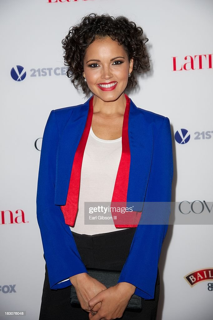 Former Beauty Queen Susie Castillo attends the Latina Magazine 'Hollywood Hot List' Party at The Redbury Hotel on October 3, 2013 in Hollywood, California.