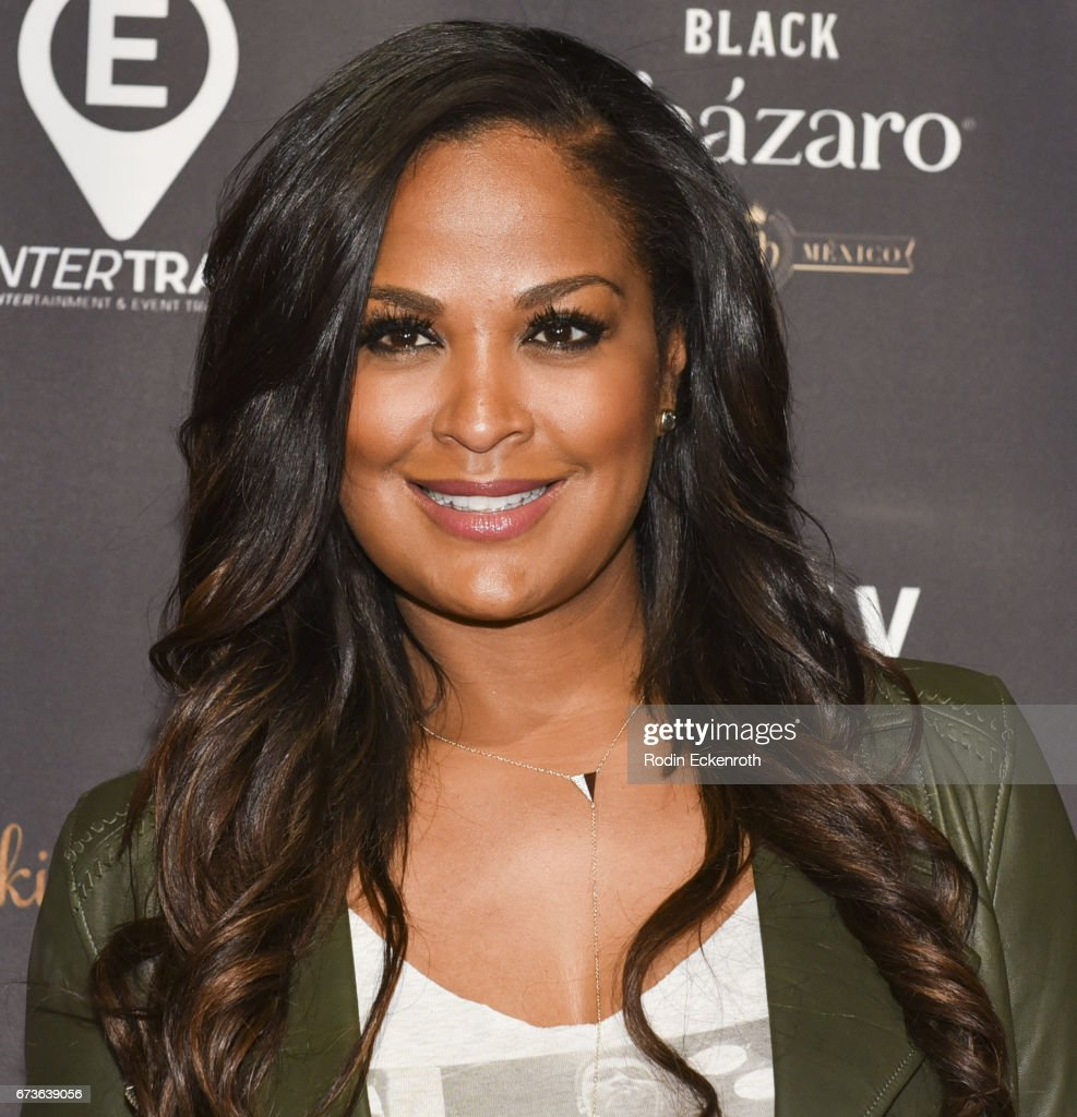 Former boxer Laila Ali attends 'GUN' showing at the 17th Annual Beverly Hills Film Festival Opening Night at TCL Chinese 6 Theatres on April 26, 2017 in Hollywood, California.