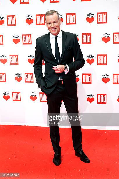 Former boxing champion Henry Maske attends the Ein Herz Fuer Kinder gala on December 3 2016 in Berlin Germany