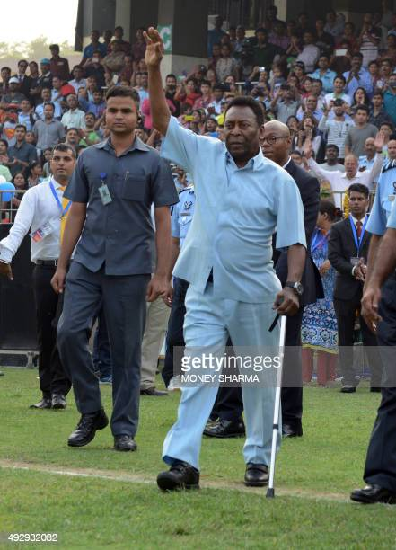 a biography of pele a former brazilian football player Pele biography - edson arantes do nascimento, better known as pelé, born on 21 october 1940, is a retired brazilian footballer he is regarded as best player of all.