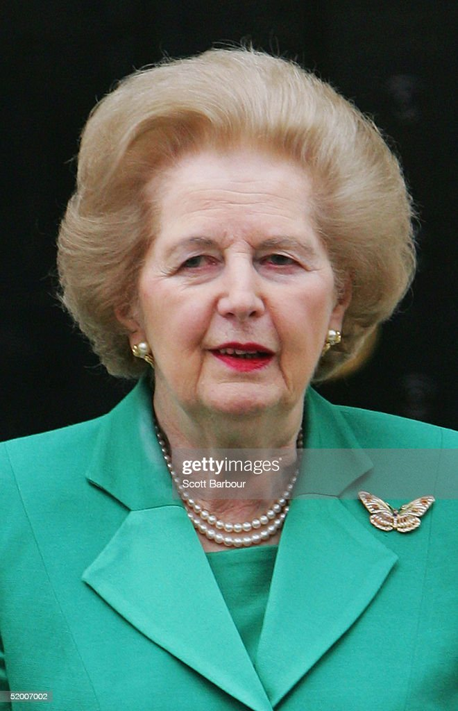 Margaret Thatcher Photos and Images | Getty Images