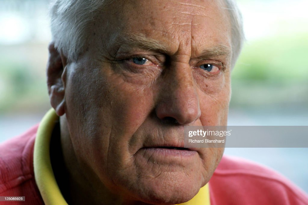 Former British rugby union footballer Willie John Mc Bride, circa 2009. He was captain of the 1974 British and Irish Lions tour to South Africa.