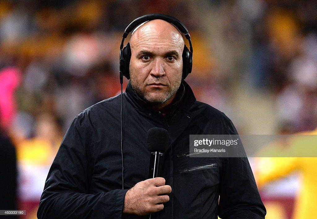 NRL Rd 22 - Broncos v Bulldogs