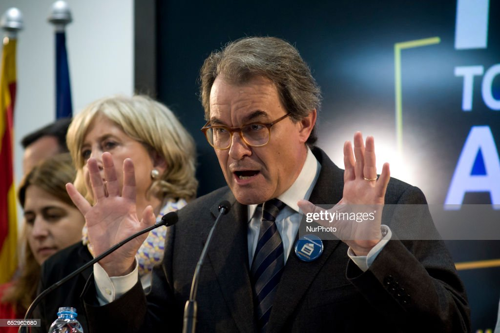 Artur Mas Barred From Holding Public Office