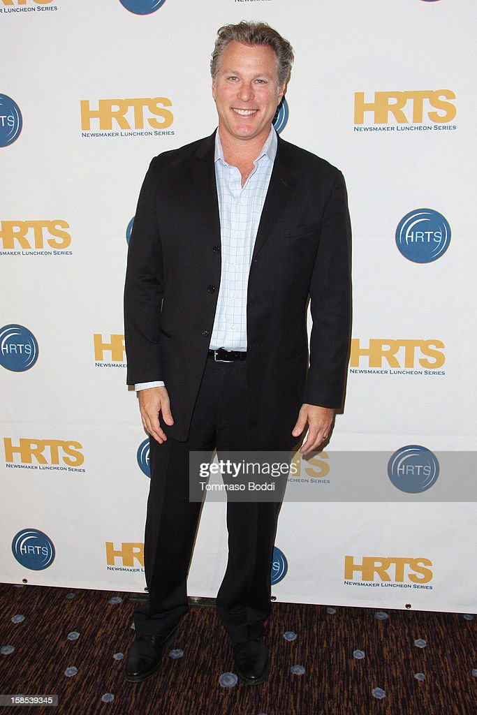 Former CEO, Yahoo! <a gi-track='captionPersonalityLinkClicked' href=/galleries/search?phrase=Ross+Levinsohn&family=editorial&specificpeople=4411317 ng-click='$event.stopPropagation()'>Ross Levinsohn</a> attends the HRTS Digital/New Media Luncheon held at The Beverly Hilton Hotel on December 18, 2012 in Beverly Hills, California.