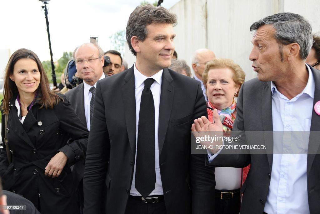 Former CFDT unionist of ArcelorMittal Florange and PS candidate for the upcoming European elections Edouard Martin speaks with French Economy and...