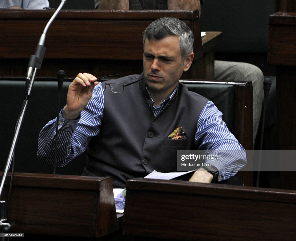 Jammu And Kashmir Assembly Budget Session