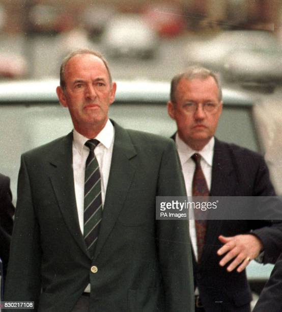 Former Chief Superintendent David Duckenfield and former Superintendent Bernard Murray The two former senior police officers were sent for trial on...